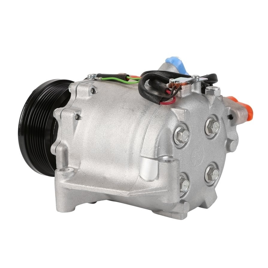Shop Professional Ac Compressor 38810rnaa02 For Honda Civic 18l 2006 Starter 2011 Silverblack Free Shipping Today 23105414