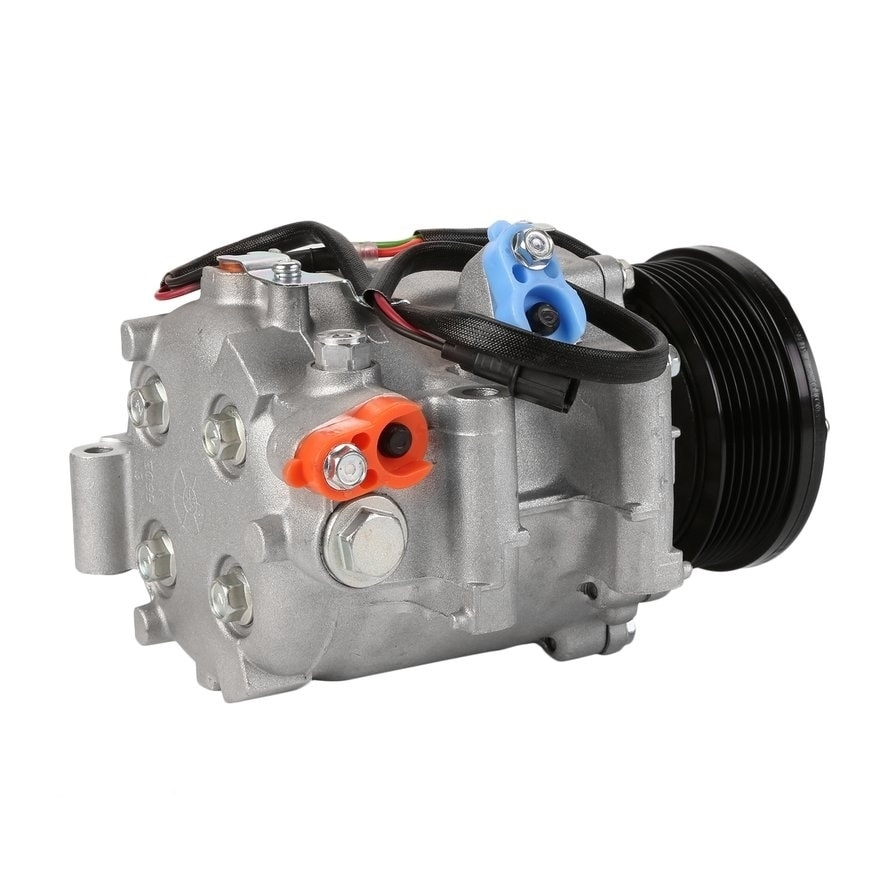 Shop Professional Ac Compressor 38810rnaa02 For Honda Civic 18l Wiring 2006 2011 Silverblack Free Shipping Today 23105414