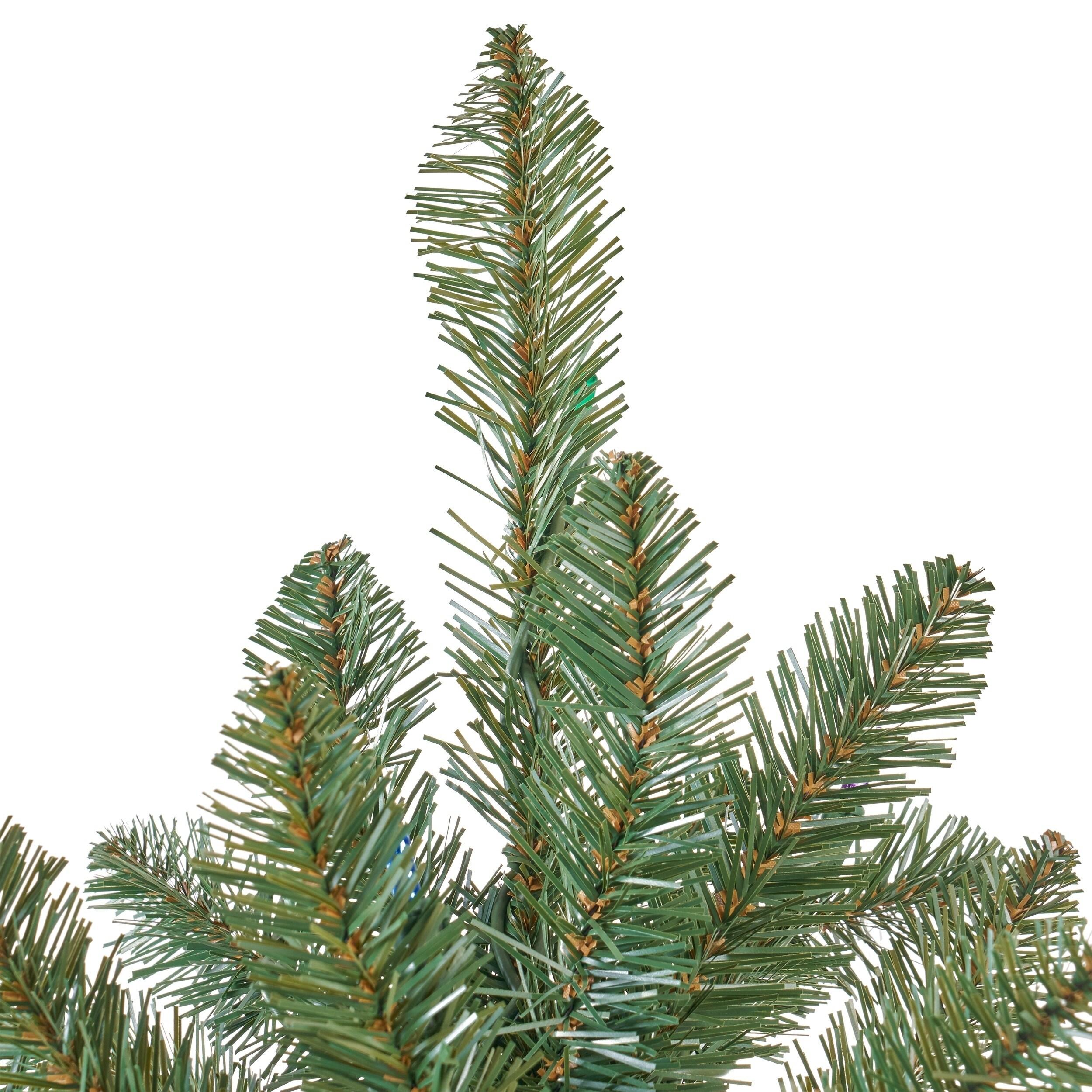 Shop Ealhdun Christmas Tree 7\' by 58\
