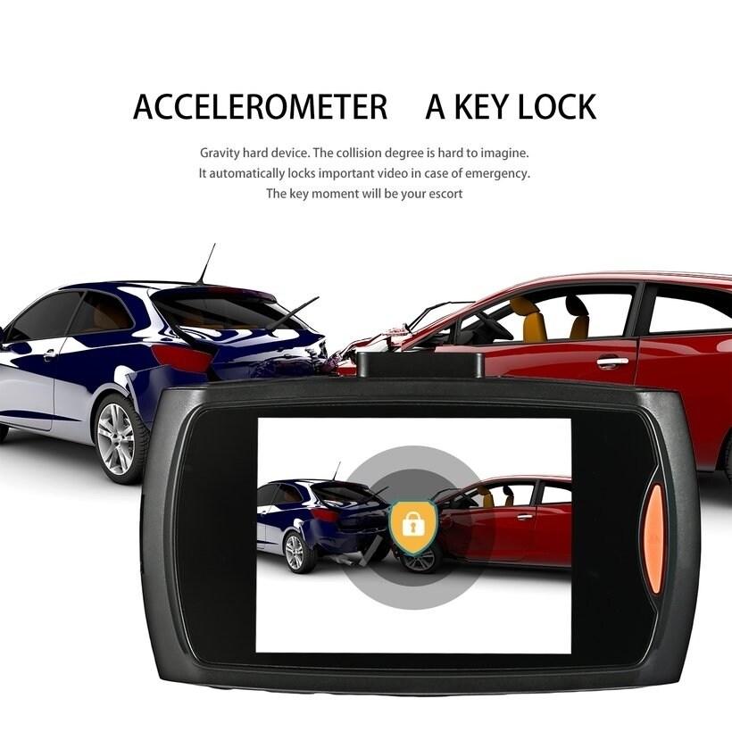 Shop Portable HD 169 LCD Night Vision Digital Video Camera G Sensor Car Camcorder