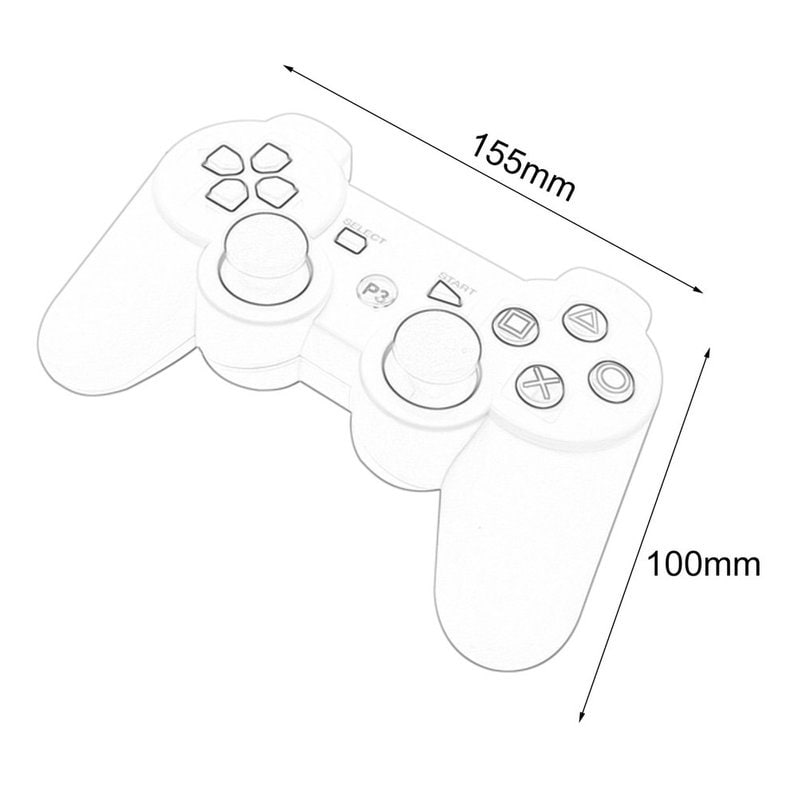 Shop Sony Ps3 Classic Gaming Controller