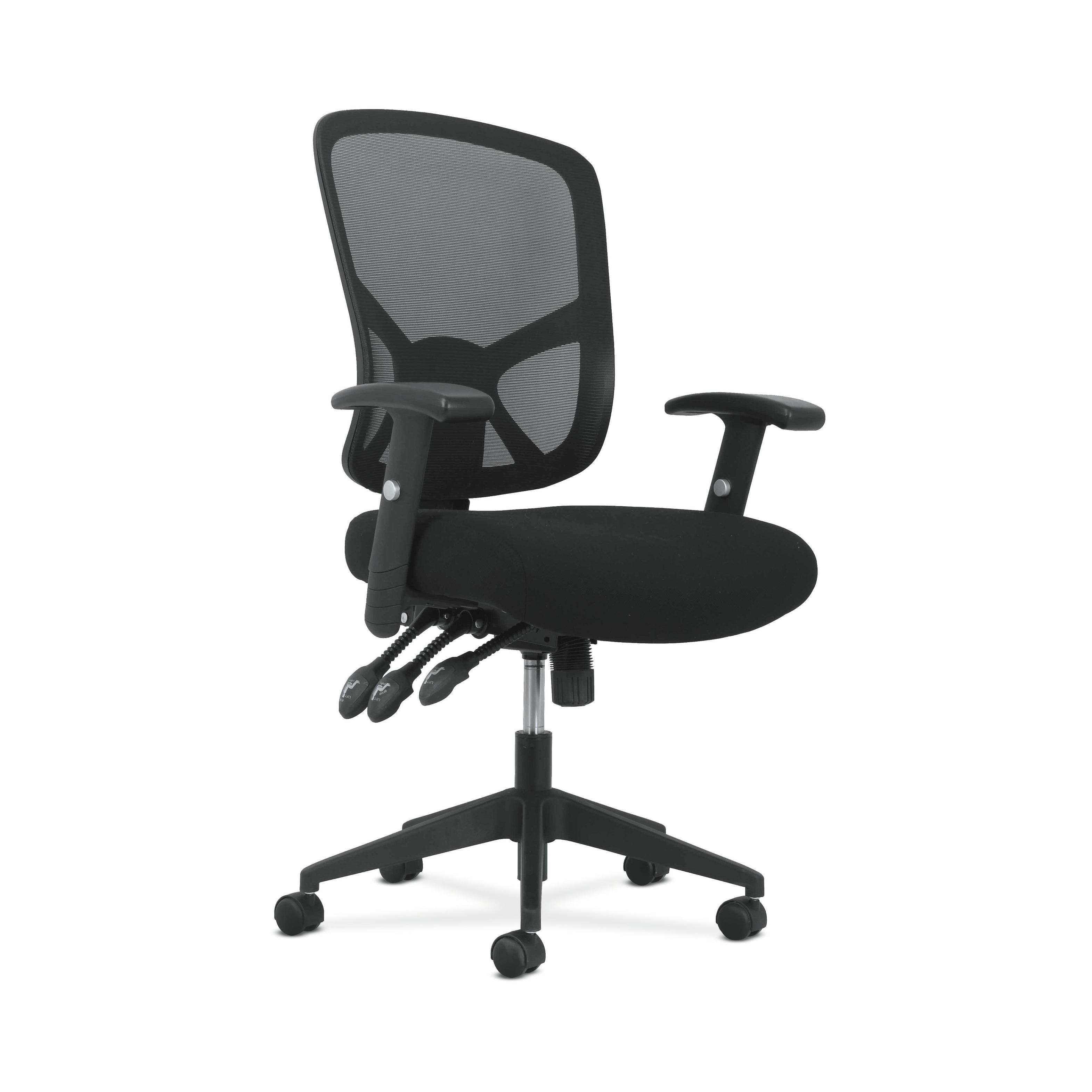 Sadie Customizable Ergonomic High Back Mesh Task Chair With Arms And Lumbar Support Computer Office Chair Bsxvst121 Overstock 23123306