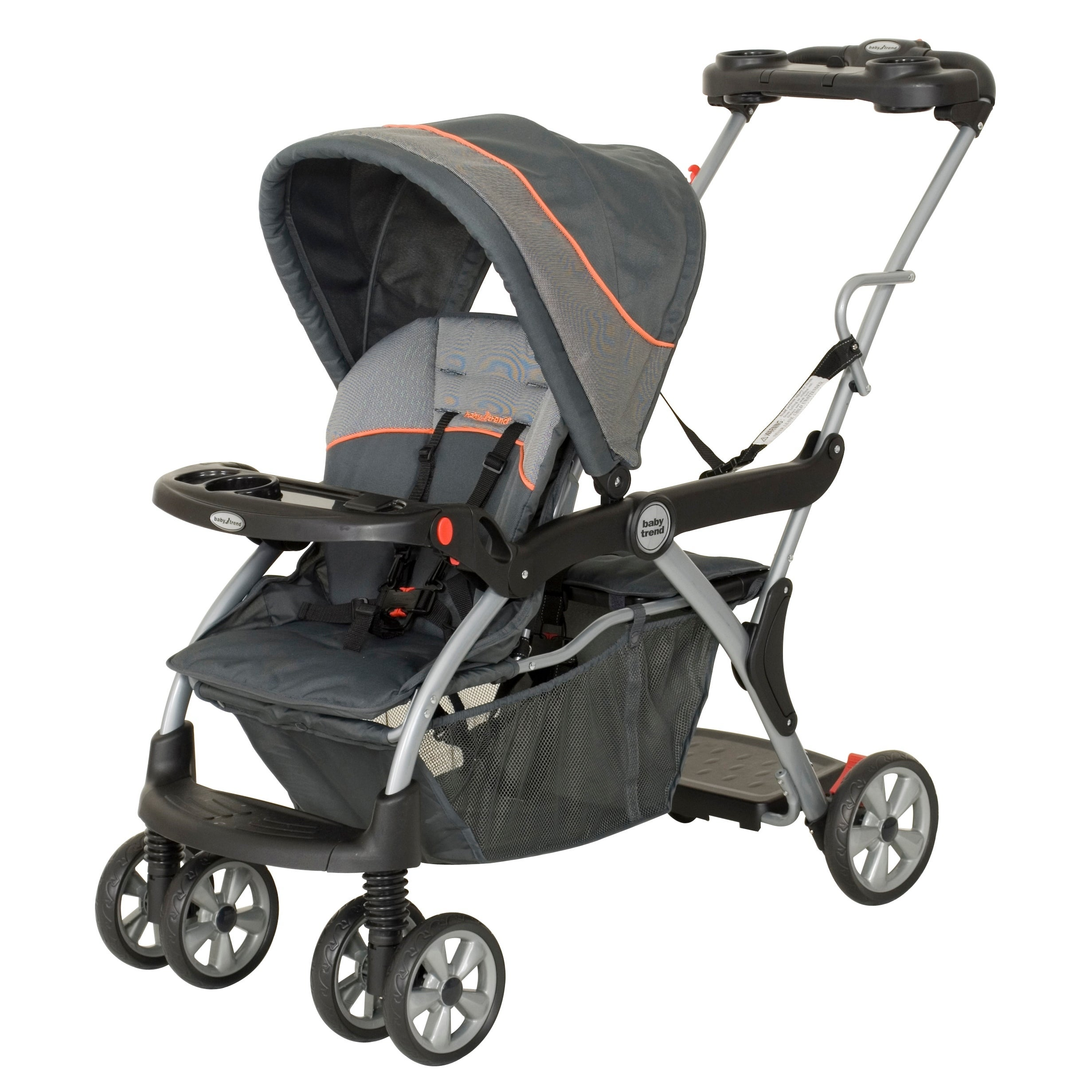 Baby Trend Sit N Stand Double Stroller Vanguard