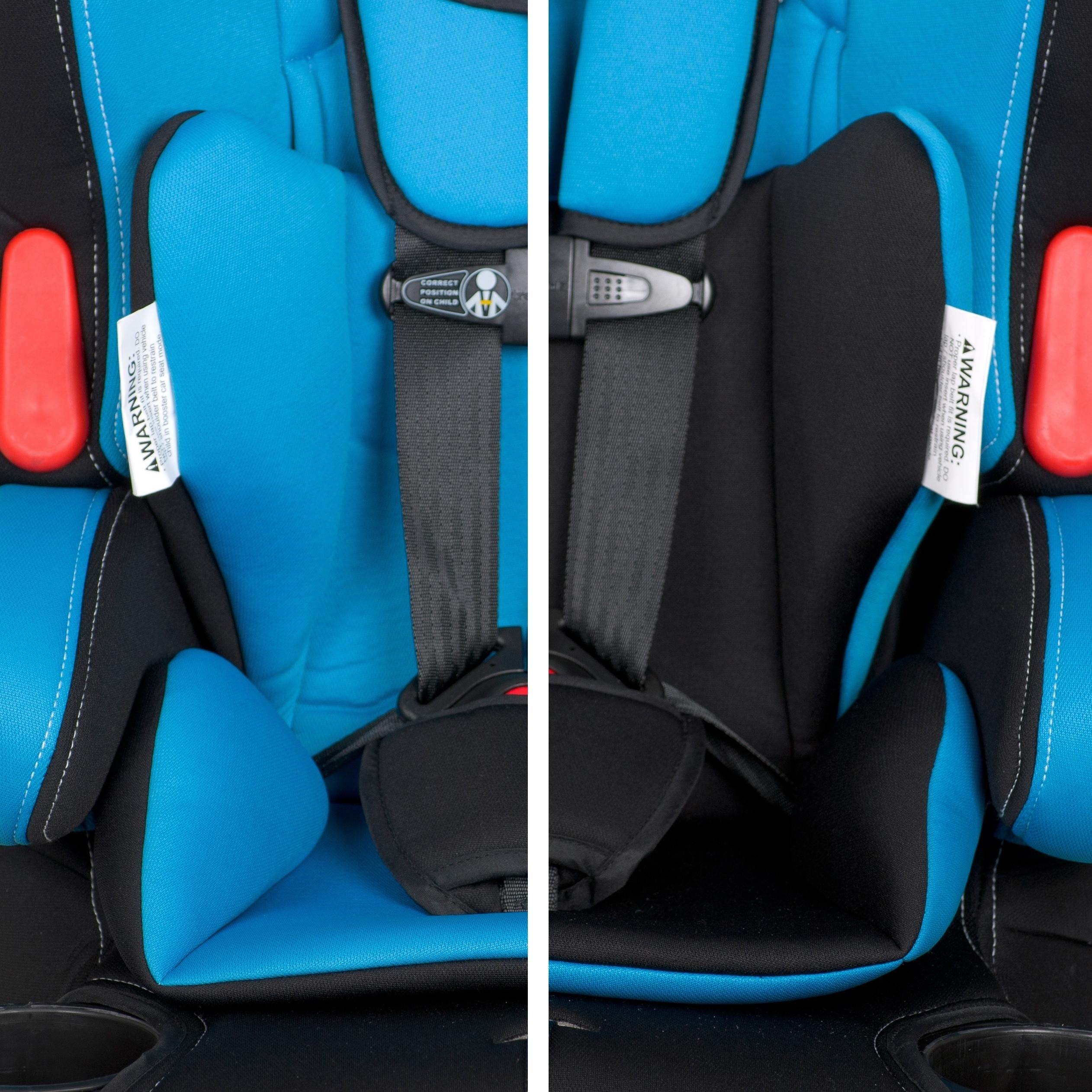Shop Baby Trend Hybrid 3 In 1 Car Seat Blue Moon