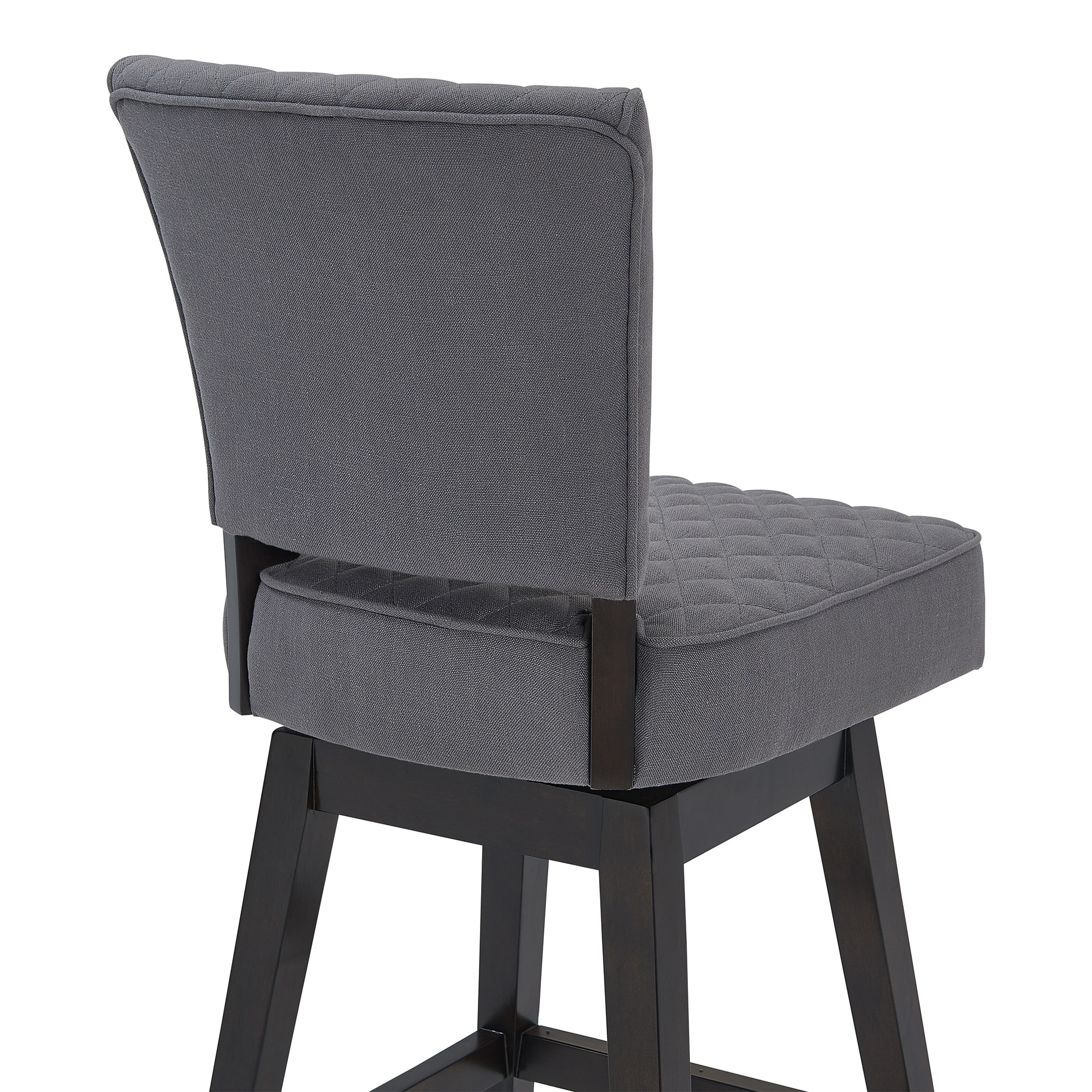 Etonnant Shop Knowles Wood Swivel Barstool   Free Shipping Today   Overstock    23133977