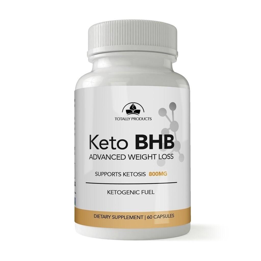 Keto Bhb Advanced Weight Loss 60 Capsules
