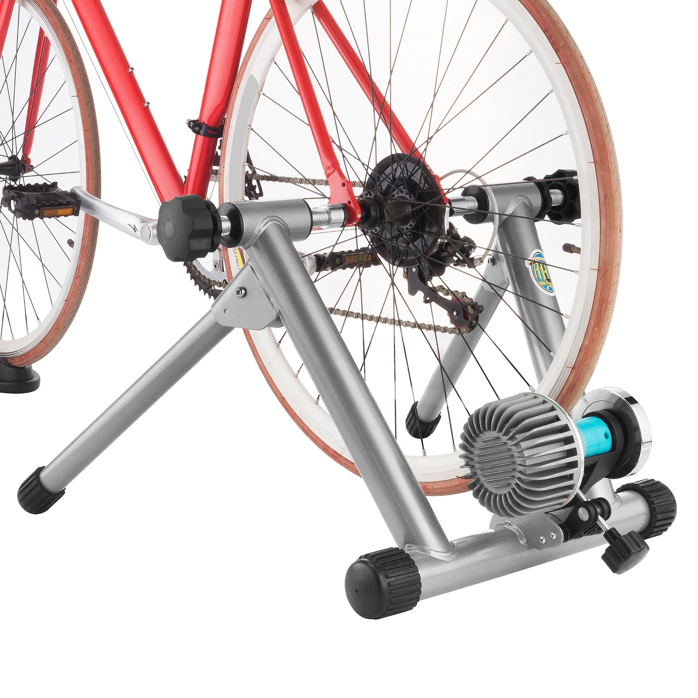 Fluid Bike Trainer >> Shop Robomag Bike Trainer Indoor Bicycle Fluid Trainer 1200 Rad