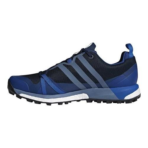 Shop Men s adidas Terrex Agravic GORE-TEX Trail Running Shoe Collegiate Navy Raw  Steel Blue Beauty - Ships To Canada - Overstock.ca - 19738945 7528fb3a5