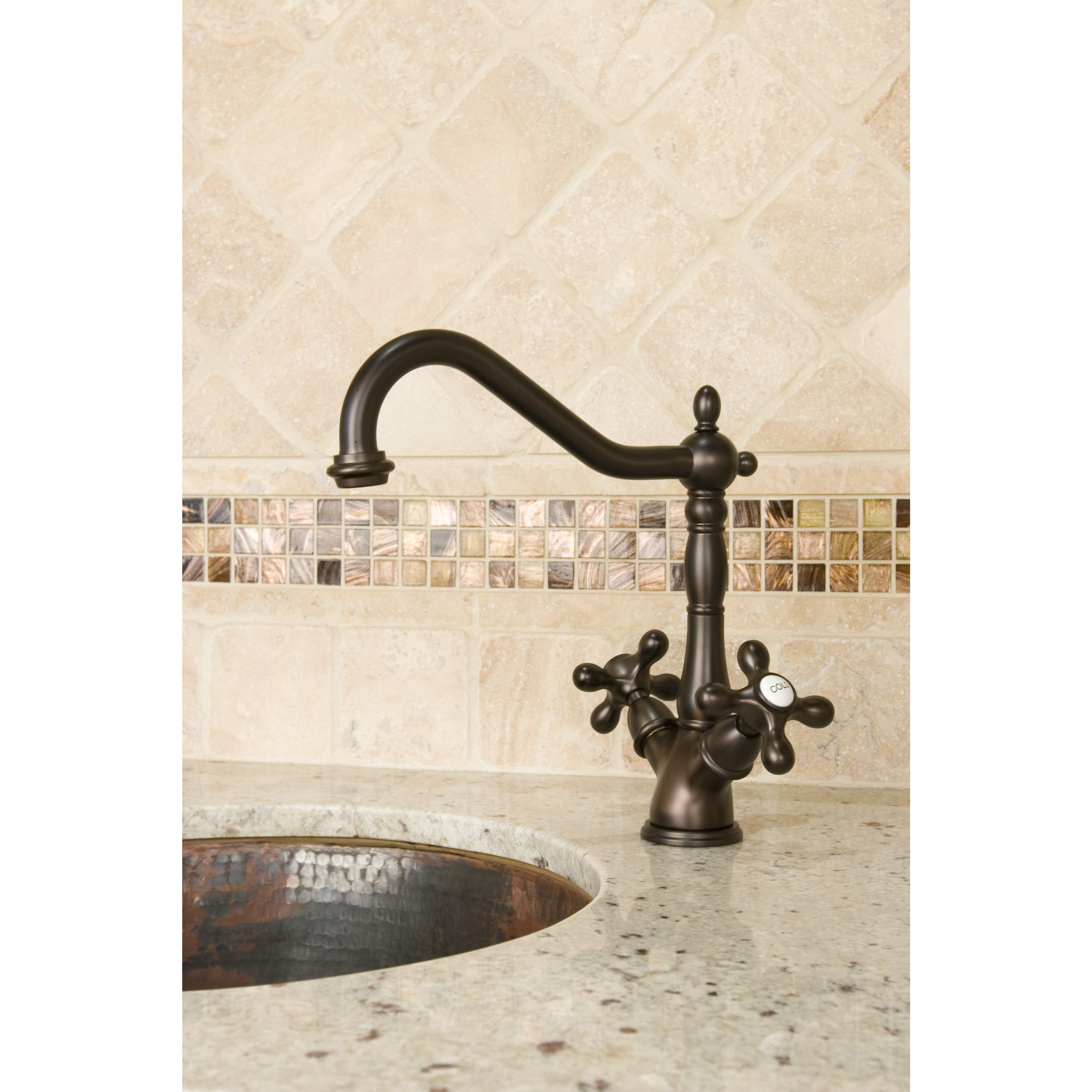 pin decor kitchen nsf out pull contemporary cupc sink to spray star bronze faucet