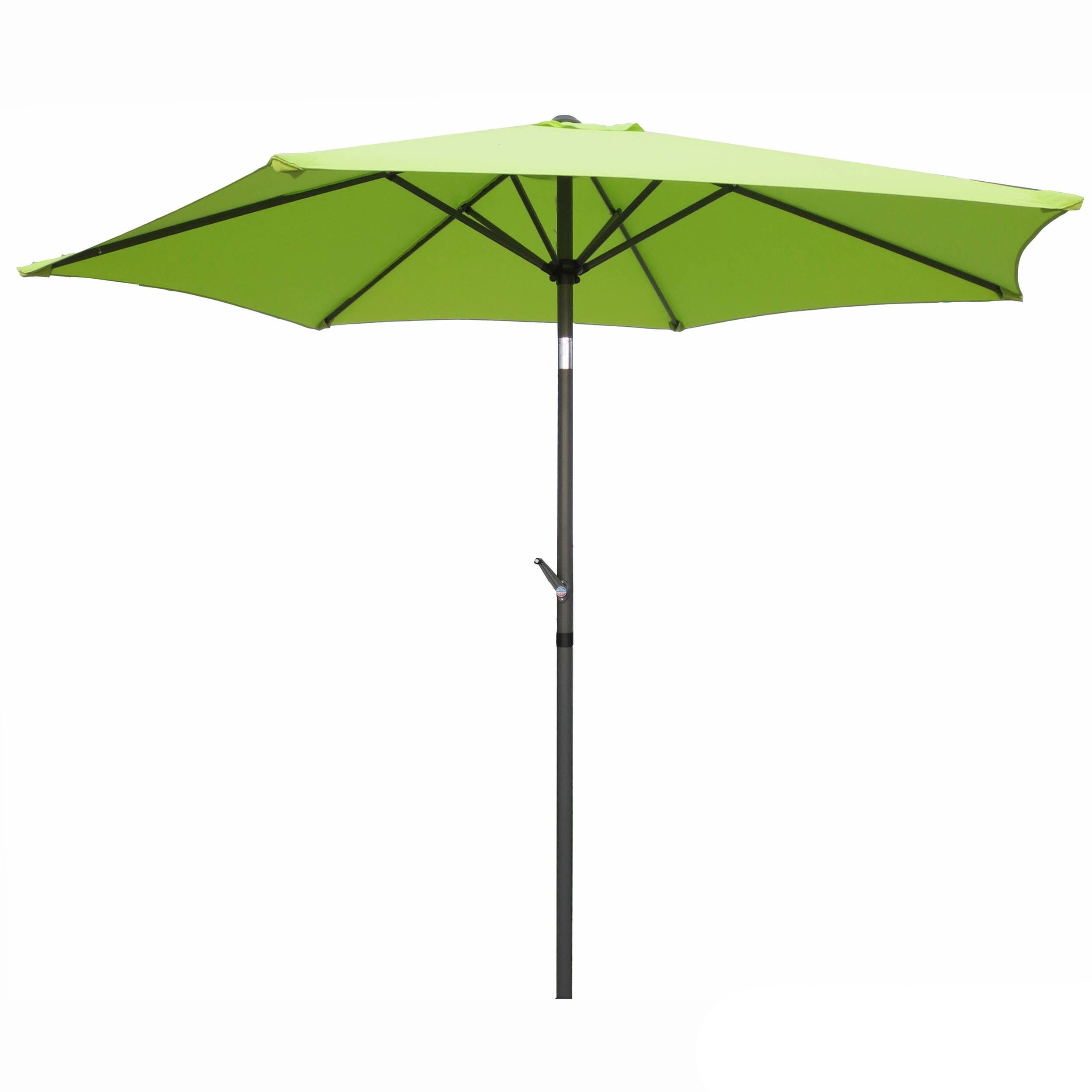 Shop International Caravan Patio Umbrella 8 Foot   Free Shipping Today    Overstock.com   2334485