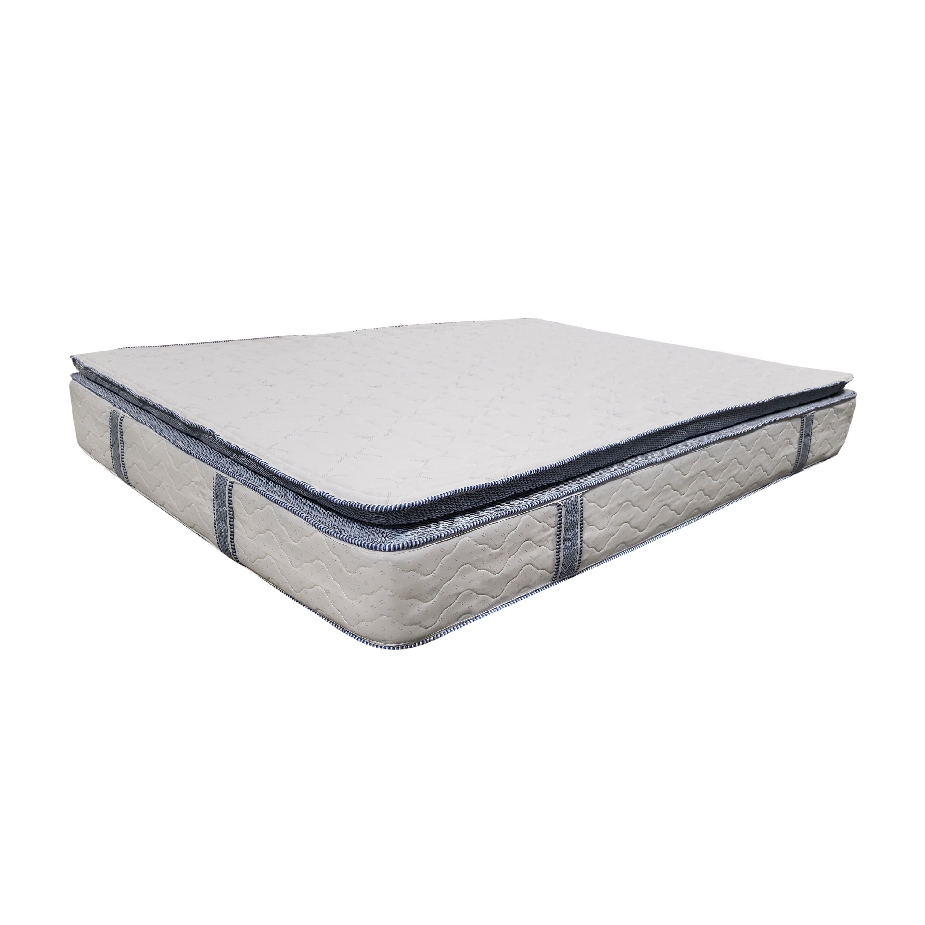 "shop purest of america® infinity 6"" olympic queen mattress - free"
