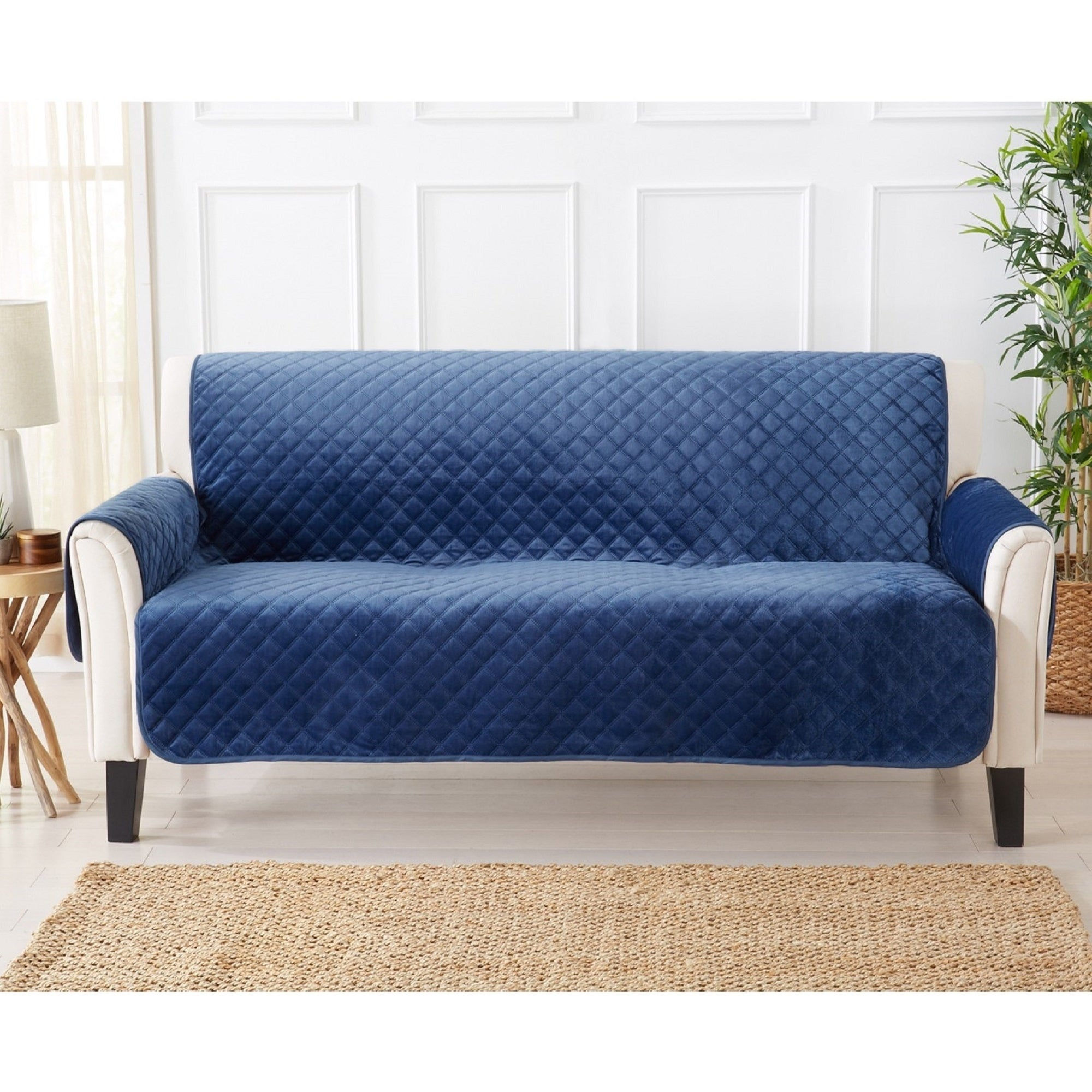 modern stylish furniture. Shop Modern, Stylish, Washable Velvet Solid Sofa Furniture Protector By  Saver - On Sale Ships To Canada Overstock.ca 23444192 Modern Stylish Furniture