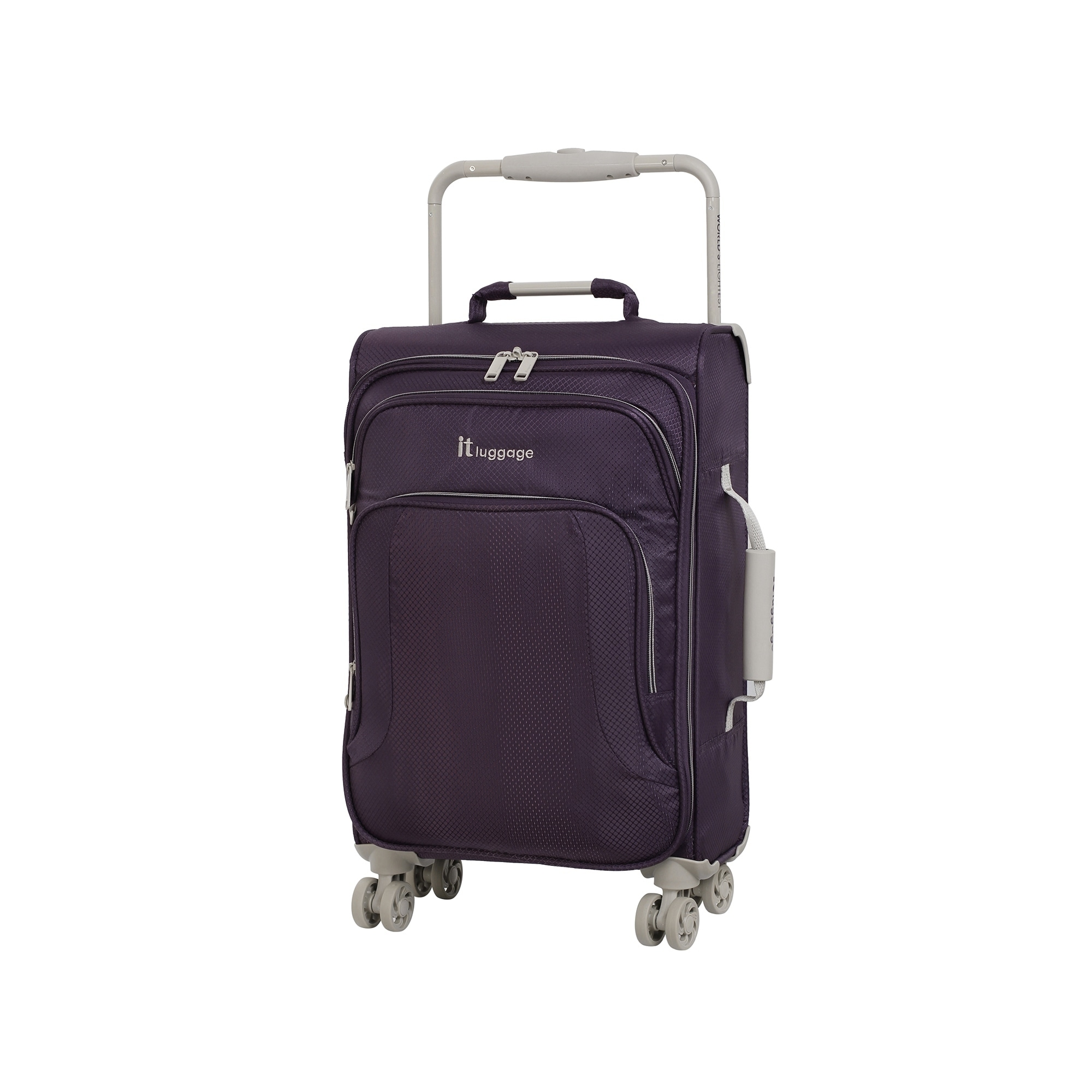 2a1f8fa909f4 it luggage World's Lightest® 22-inch Lightweight Carry On Spinner Suitcase