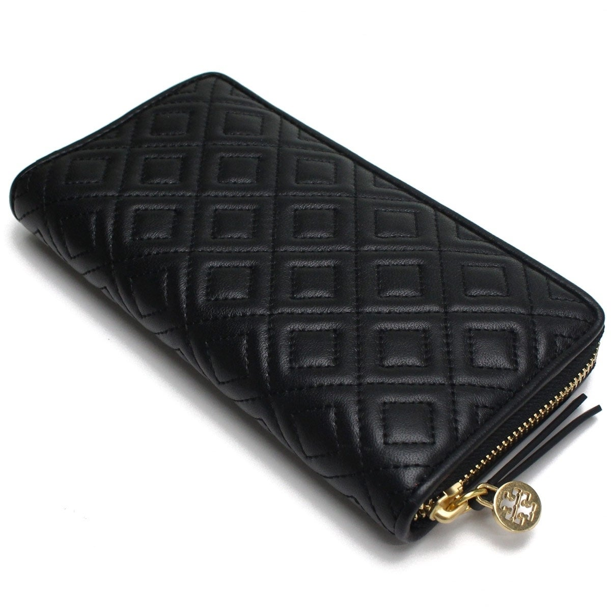 c4b762c8cb81 Shop Tory Burch Fleming Zip Continental Leather Wallet - On Sale - Free  Shipping Today - Overstock - 23449849
