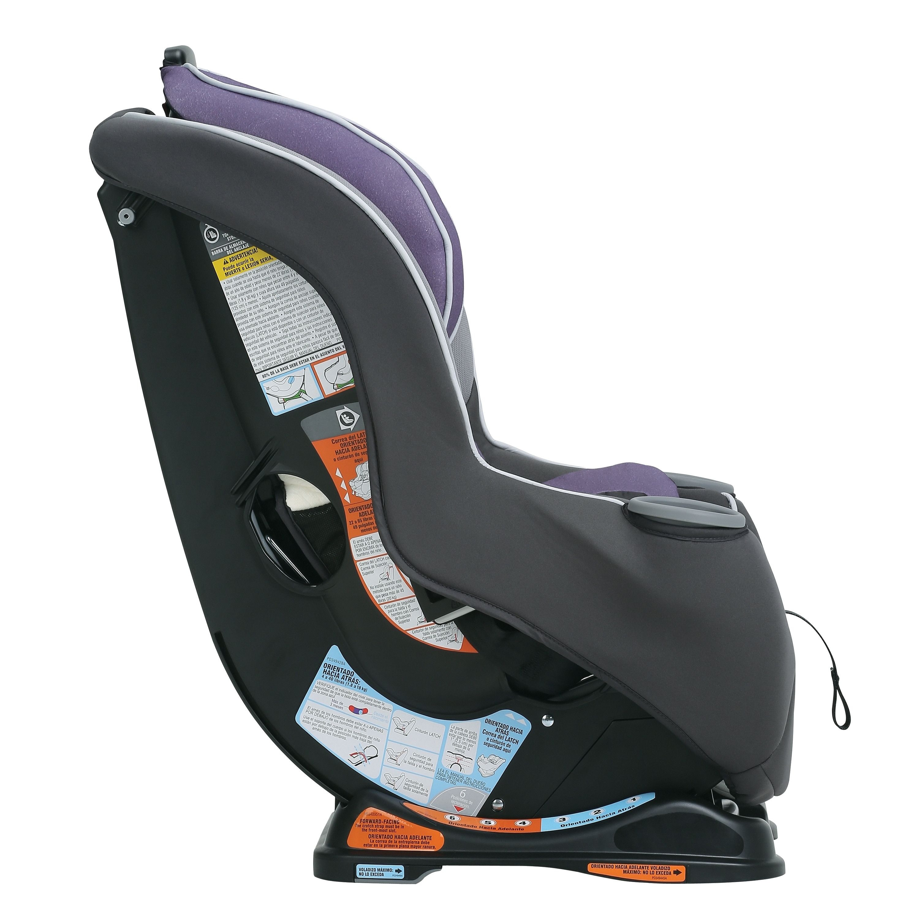 Shop GracoR SlimFitTM All In One Car Seat Anabele