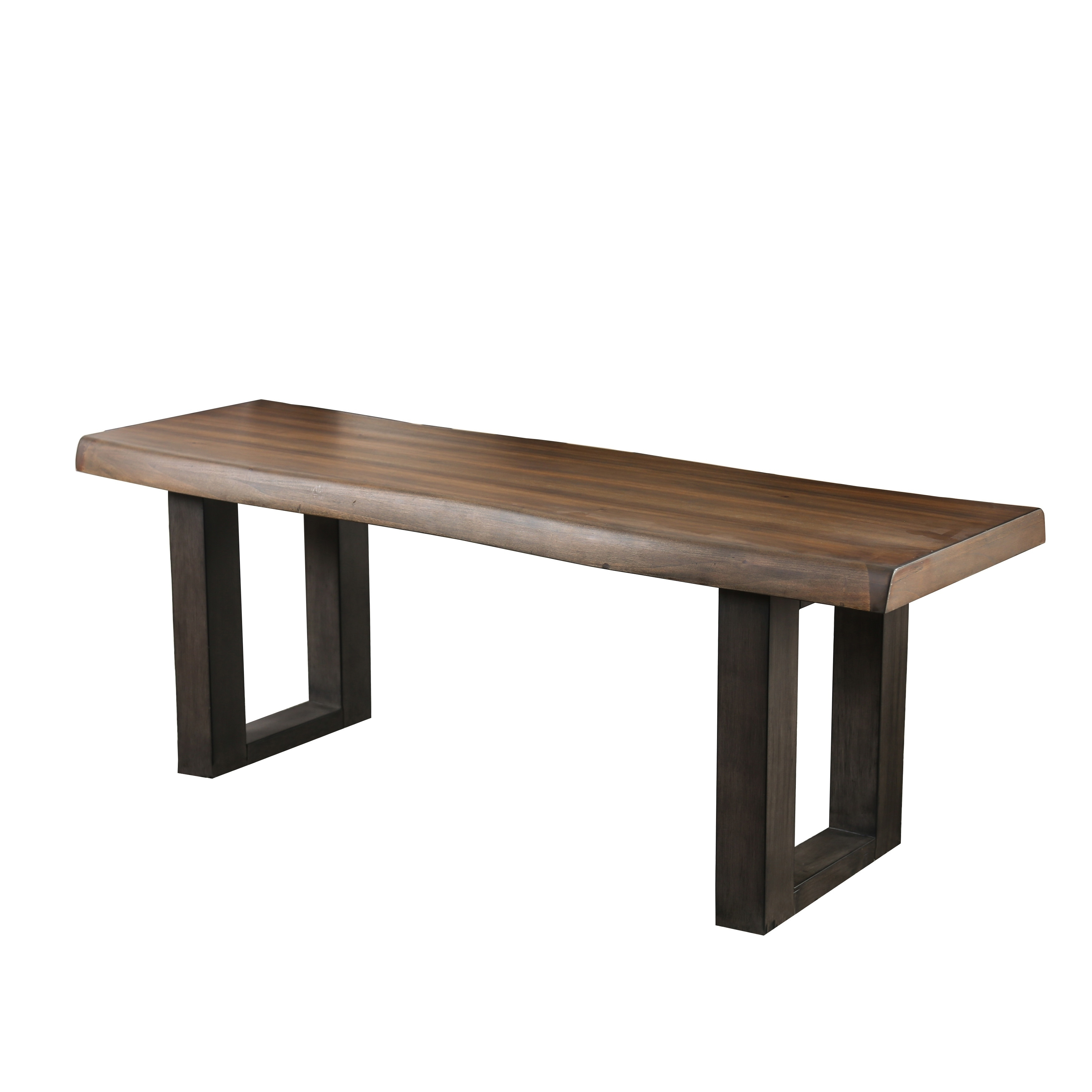 Shop Furniture Of America Tomas Rustic 50 Inch Dining Bench On