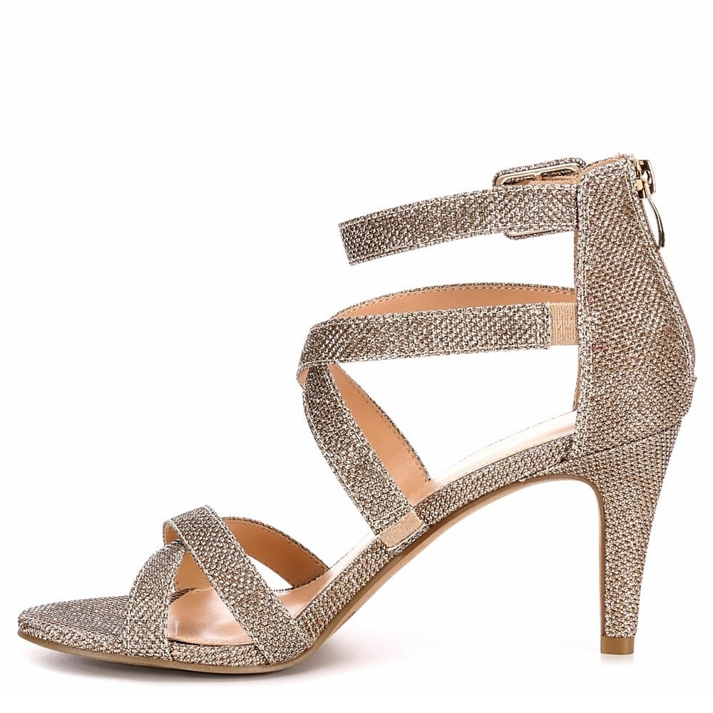 7de777a34b537 Shop Maripe Womens Elissa High Heel Strappy Sandal Shoes