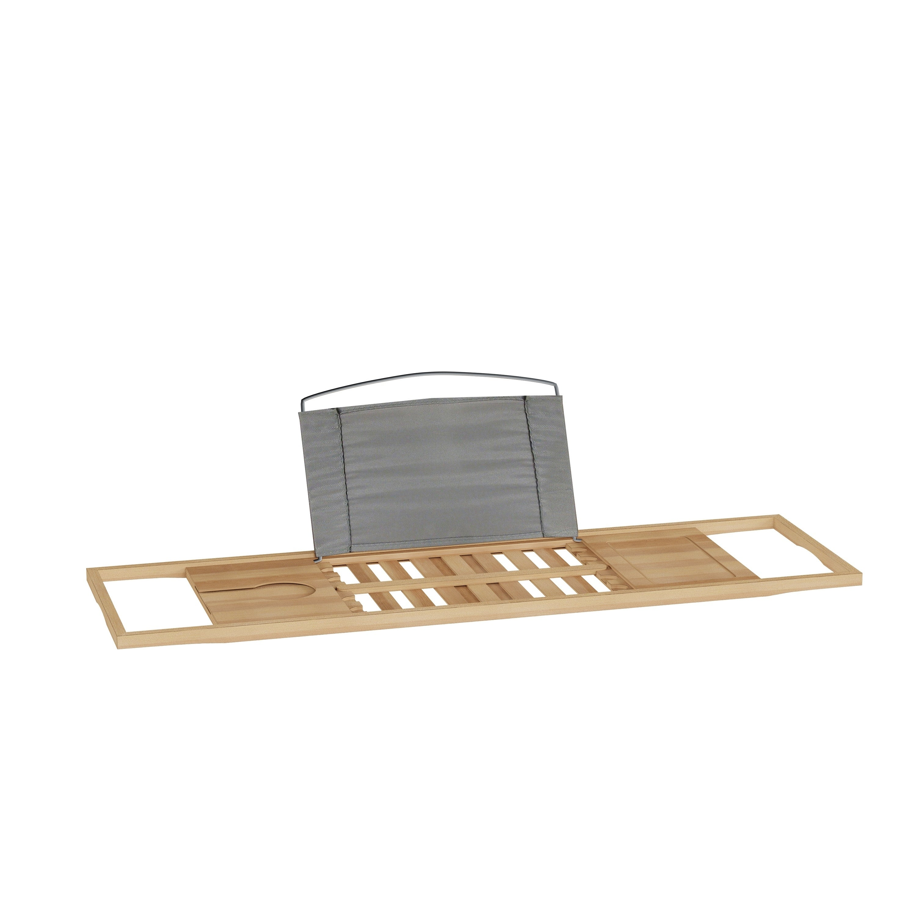 Bamboo Bath Tray | www.topsimages.com