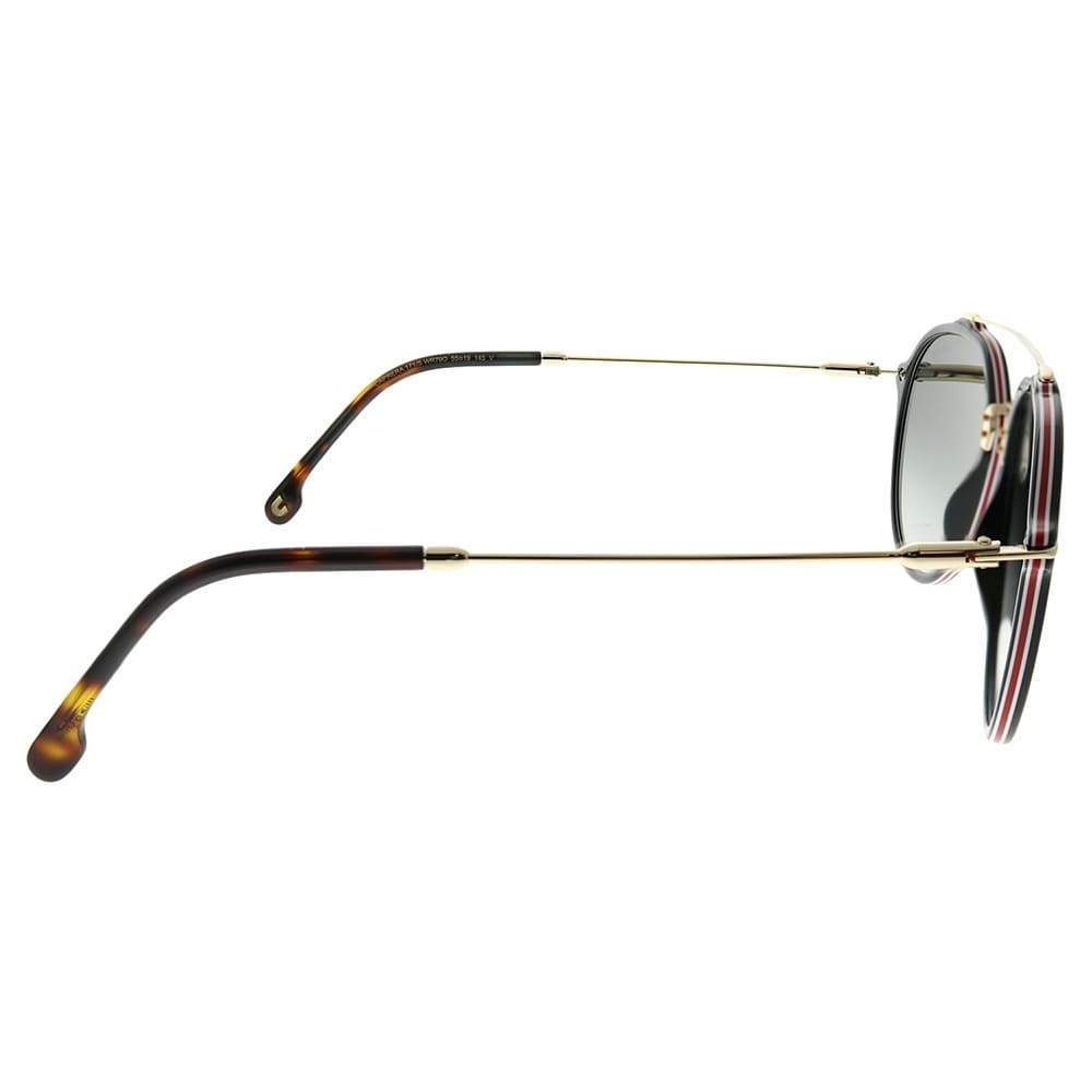 707e92d66b Shop Carrera Aviator Carrera 171 S WR7 9O Unisex Black Havana Gold Frame  Dark Grey Gradient Lens Sunglasses - Free Shipping Today - Overstock -  23545996