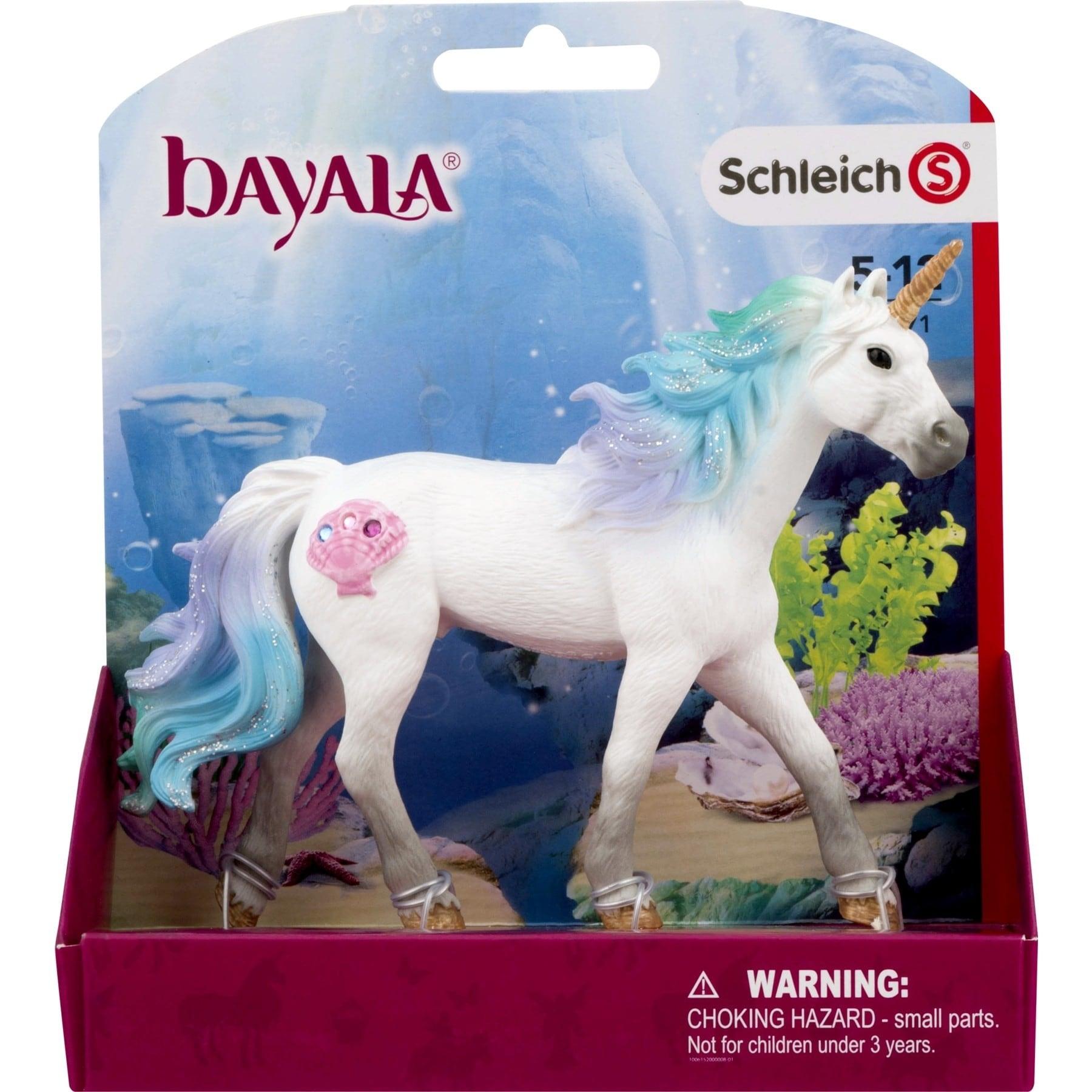 Fantasy Bayala 70571 SCHLEICH Sea Unicorn Plastic Figure Stallion