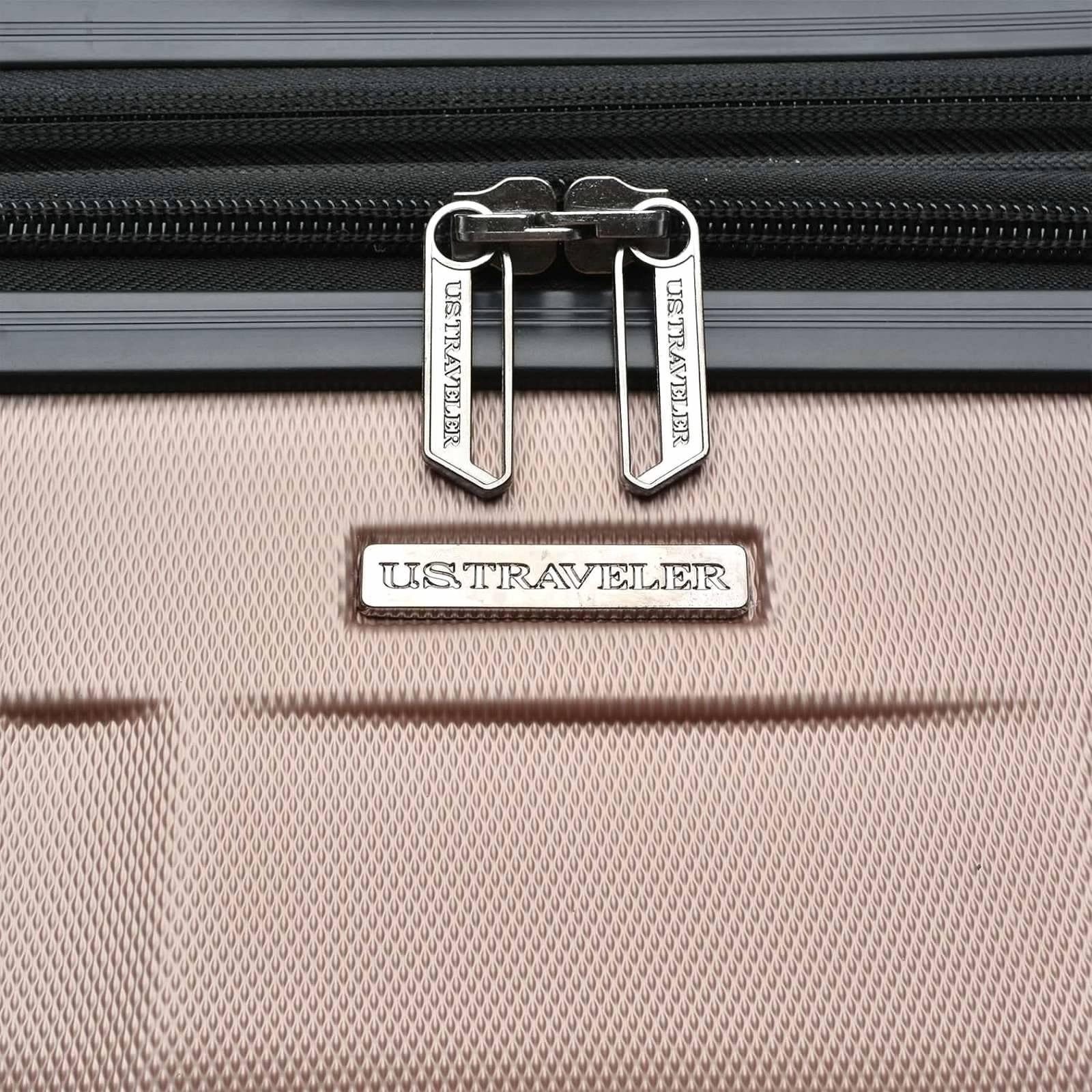 Shop Us Traveler Gilmore Expandable Hardside Spinner And Tote Bag