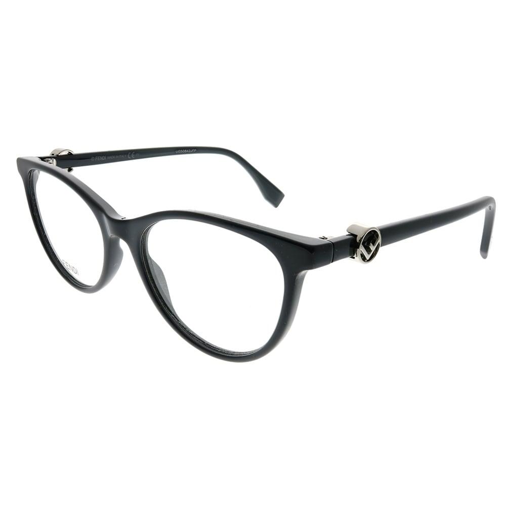 747cc6e98816b Shop Fendi Cat-Eye FF 0332 F Is Fendi PJP Women Blue Frame Eyeglasses -  Free Shipping Today - Overstock - 23582449