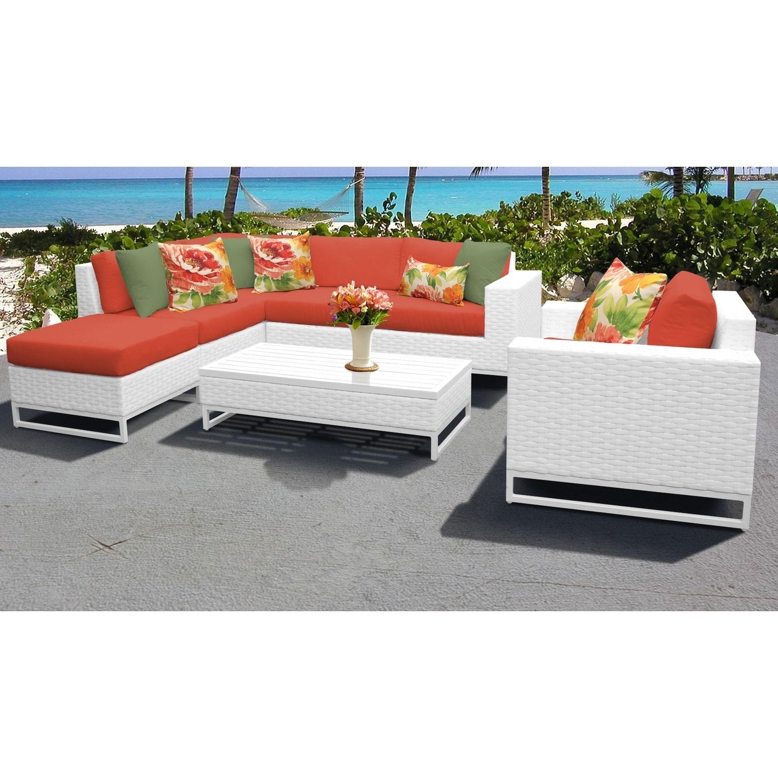 Wicker Patio Furniture In Miami