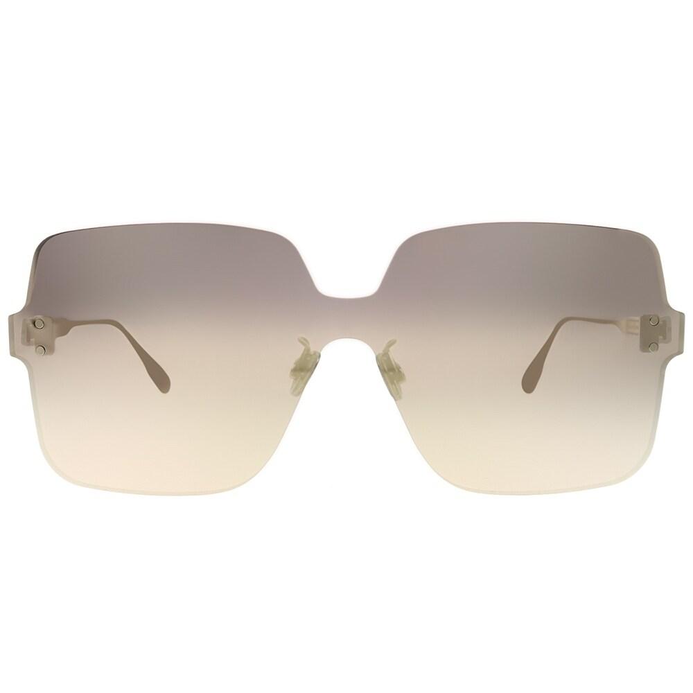 64d62164d02 Shop Dior Square Dior Color Quake 1 DDB SQ Women Gold Copper Frame Gold  Copper Mirror Lens Sunglasses - Free Shipping Today - Overstock - 23624944