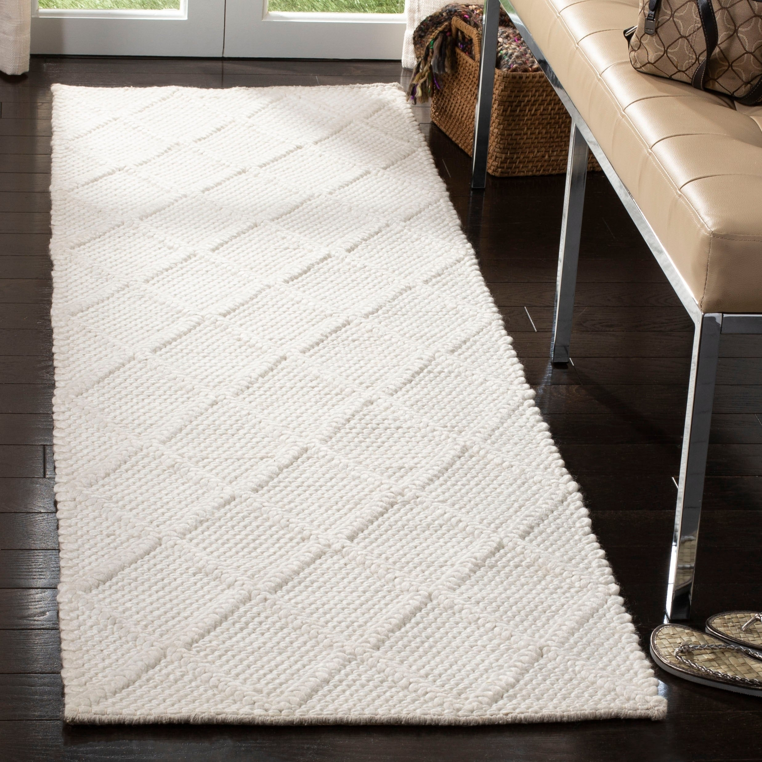 Lauren Ralph Millie Rug Ivory 2 3 X 8 Free Shipping Today 24016600