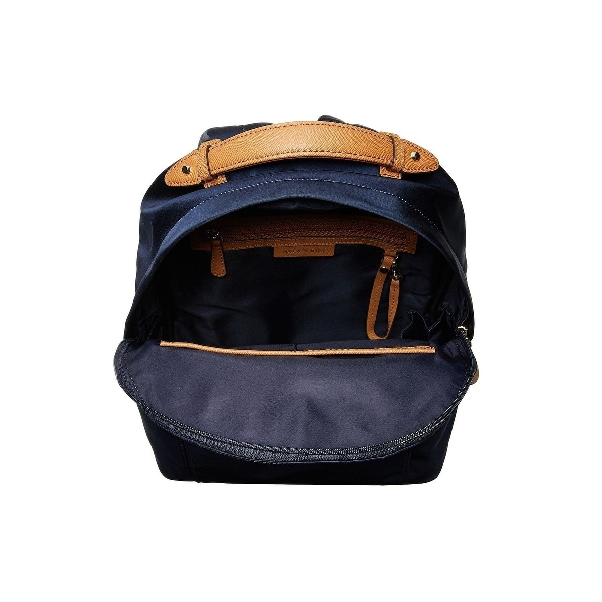 2880c3d93ec8 Shop Michael Kors Kelsey Large Backpack Admiral - Free Shipping Today -  Overstock - 24031607