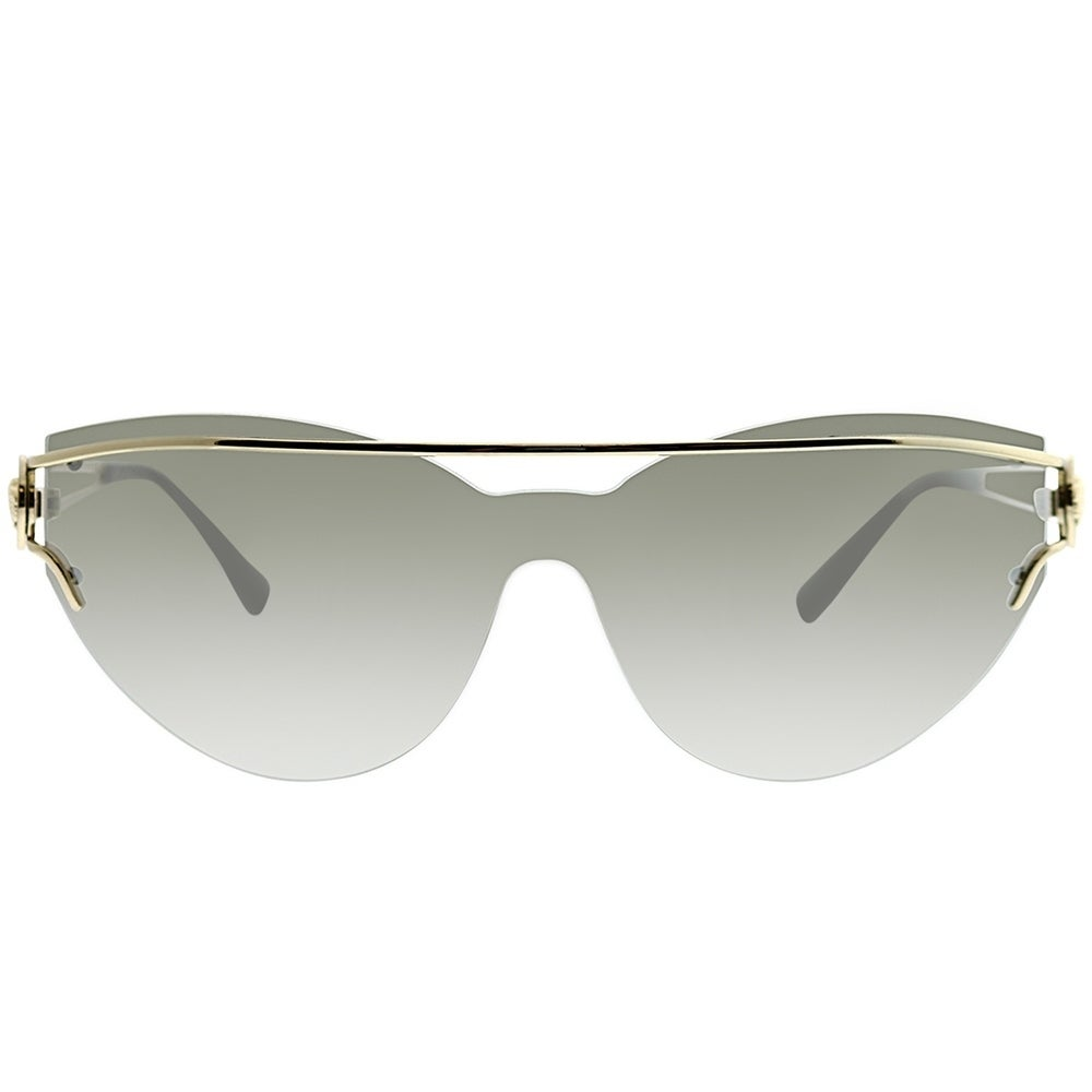dbca917d3a Shop Versace Cat-Eye VE 2186 The Versace Manifesto 12526G Women Pale Gold  Frame Silver Mirror Lens Sunglasses - Free Shipping Today - Overstock -  24043771