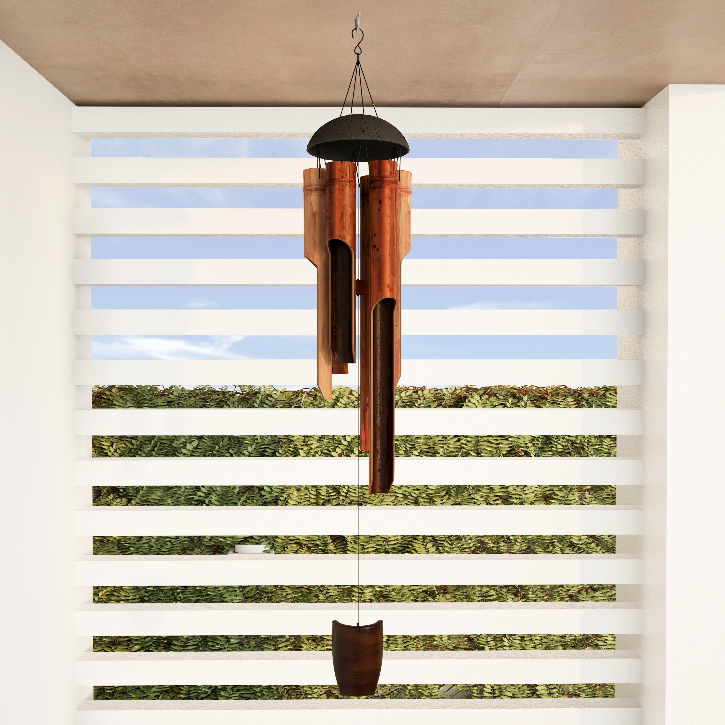 51be7ff95 Shop Bamboo Wind Chime 38