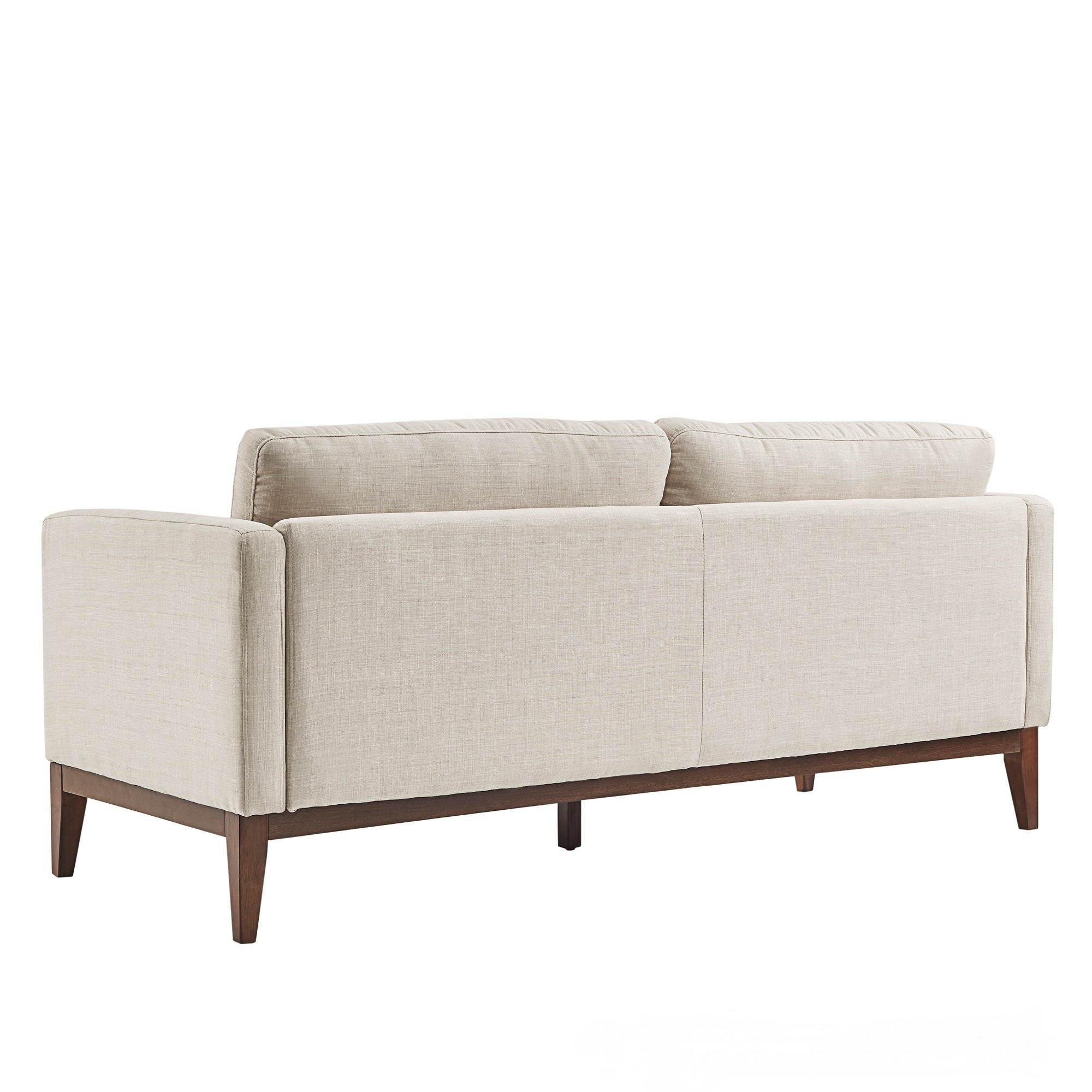 Shop Vail Linen Upholstered Sofa And Loveseat By Inspire Q Modern