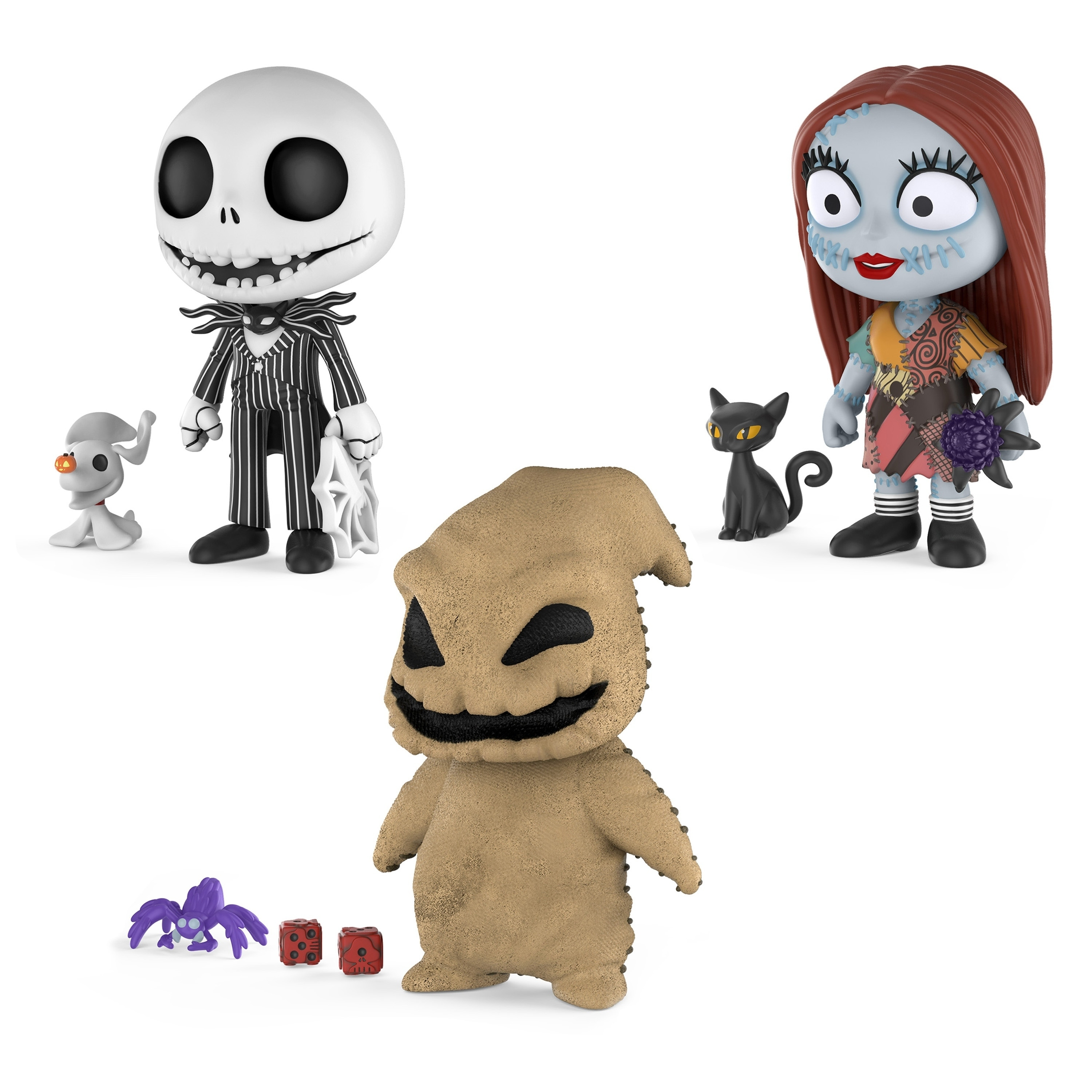 Shop Funko 5 Star Disney Nightmare Before Christmas Collectors Set ...