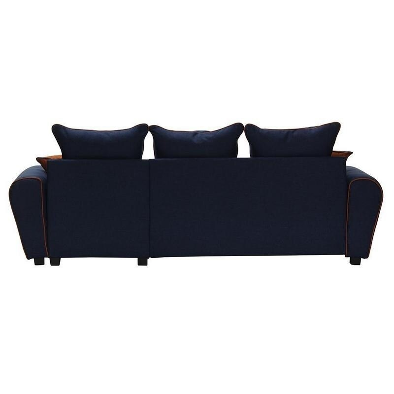Sally Right Corner Sectional Sofa Bed On Free Shipping Today 24162698