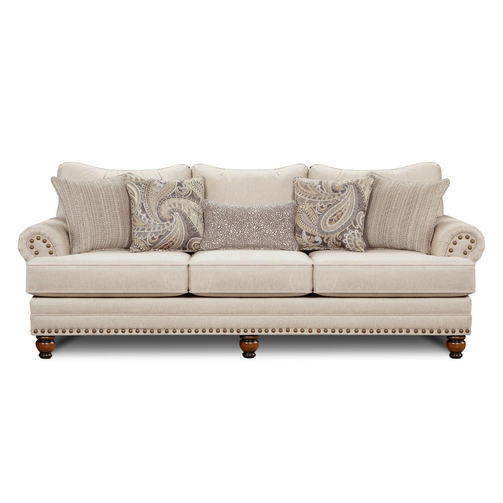 shop carys doe off white sofa free shipping today overstock rh overstock com off white sofa cover off white sofa decorating