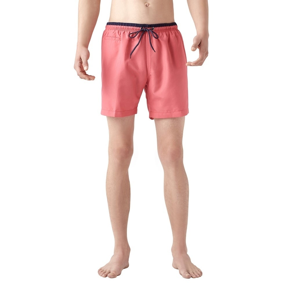 c0af1dcb75 Shop Trunks Men's Sano Swim Trunk - Solid Contrast - Free Shipping Today -  Overstock - 24217890