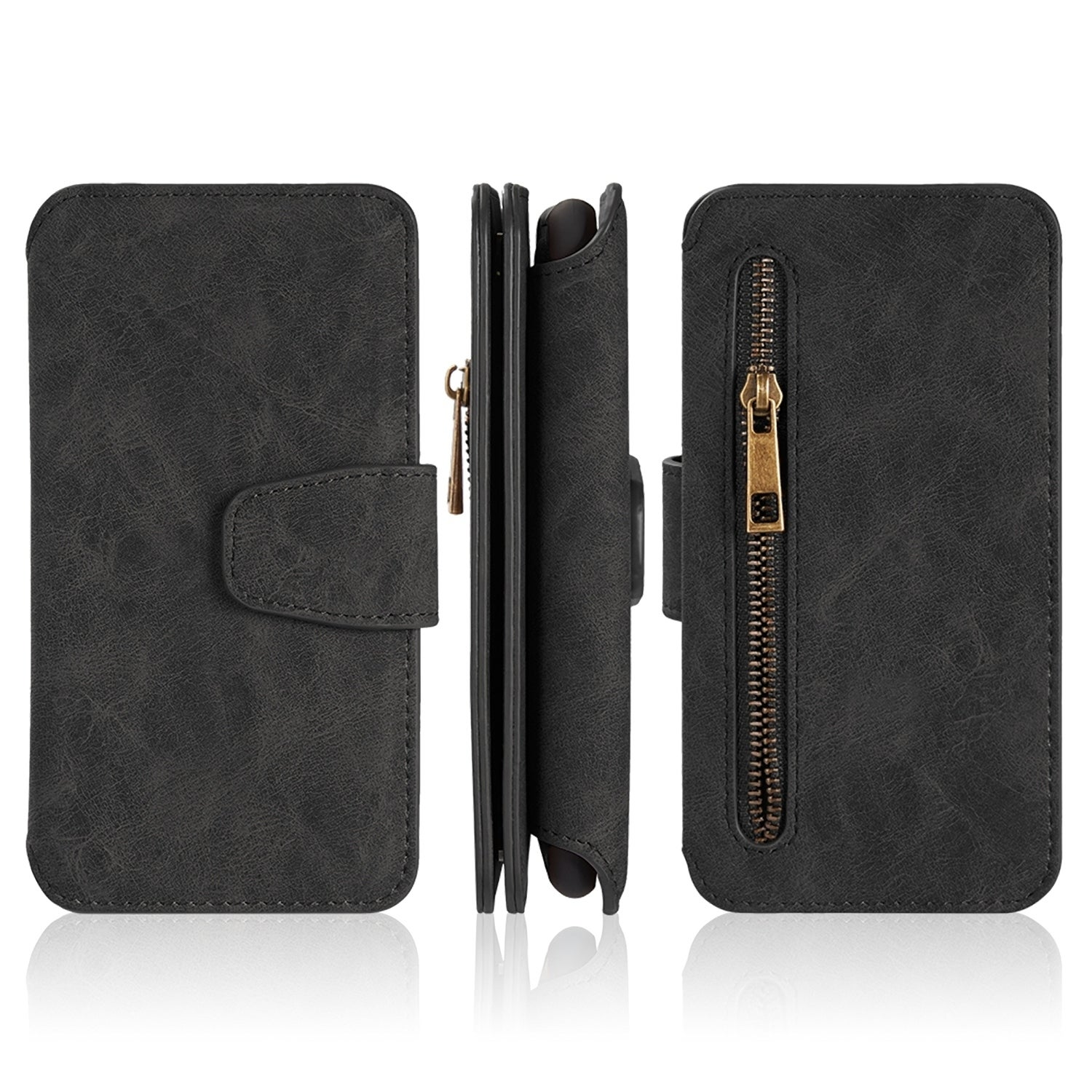 pretty nice 1fd9a 15062 Iphone XS Max The Luxury Coach 2 Series Flip Wallet Case