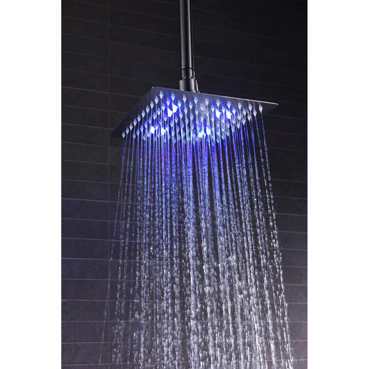 Shop Sumerain Ceiling Shower System With LED Head