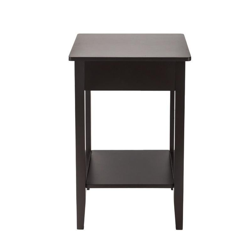 Shop Porch U0026 Den Clarkson 2 Tier Sofa Side End Table Nightstand W/ Drawer    On Sale   Free Shipping Today   Overstock   24254340