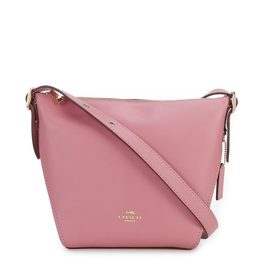 d657462bb8c6 Shop Coach Small Dufflette Rose - Free Shipping Today - Overstock ...