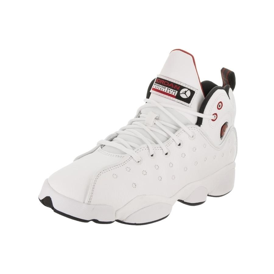 size 40 26bd9 e7439 Nike Jordan Kids Jordan Jumpman Team II BG Basketball Shoe