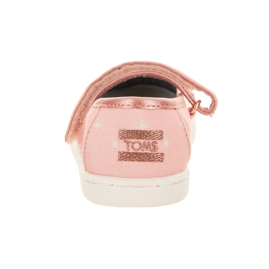 905b0abe1dd Shop Toms Tiny Toddlers Mary Jane Pink Sleeping Beauty Slip-On Shoe - Free  Shipping Today - Overstock - 24265696