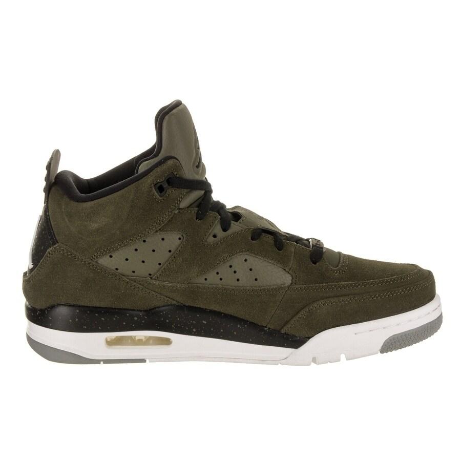 0374e63b1c160f Shop Nike Men s Jordan Son of Low Basketball Shoe - Free Shipping Today -  Overstock - 24266246