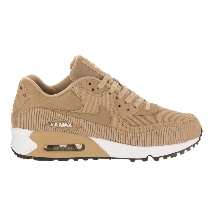 timeless design e86cc 0d37d Shop Nike Women s Air Max 90 Lea Running Shoe - Free Shipping Today -  Overstock - 24266323