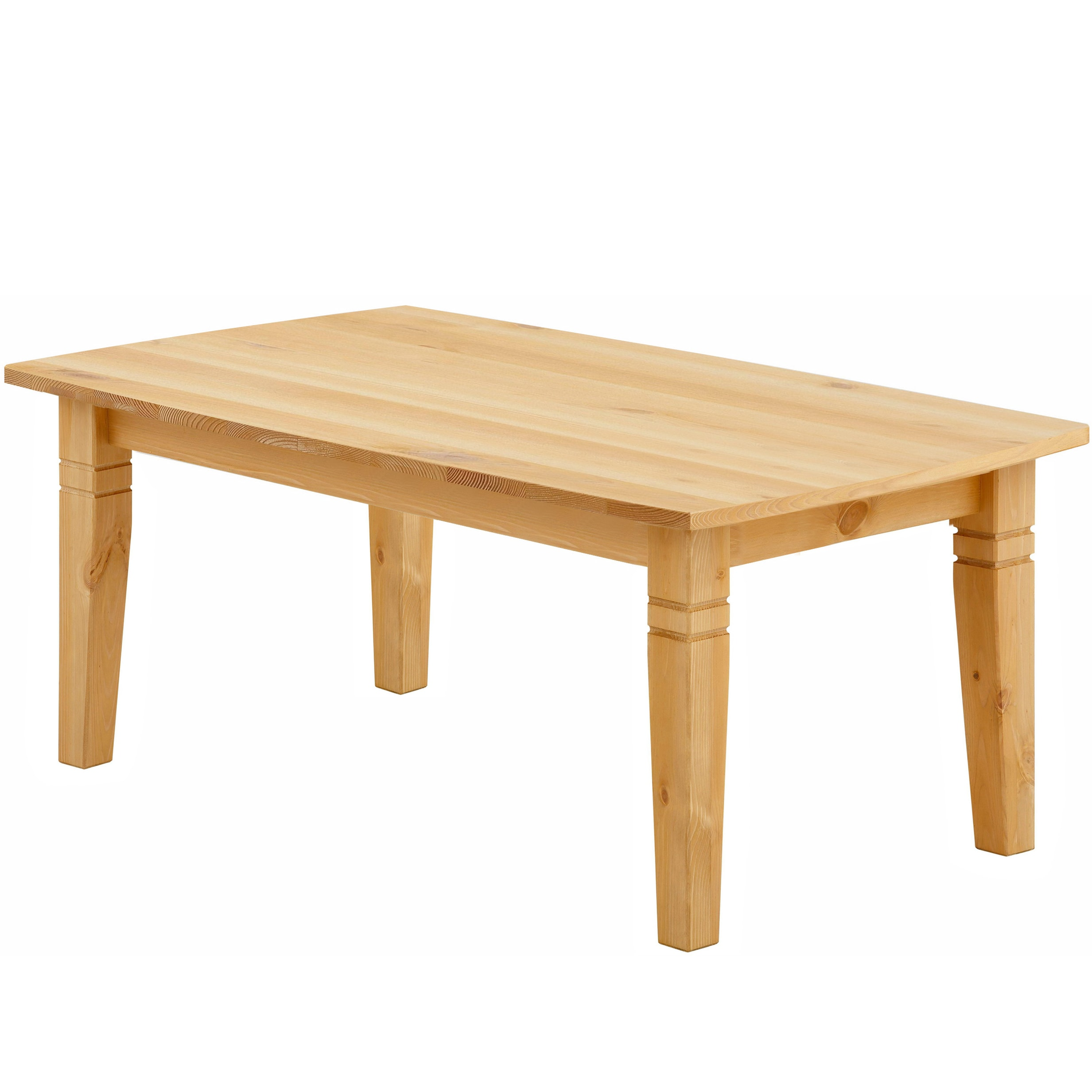 Solid Pine Coffee Table.Tierra Solid Pine Coffee Table Natural