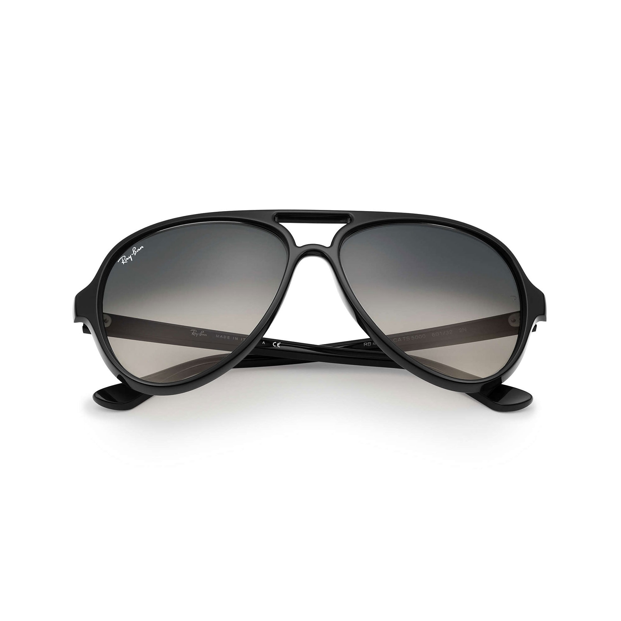 911a451ee3 Shop Ray-Ban RB4125 Cats 5000 Classic Sunglasses 59mm - Free Shipping Today  - Overstock - 24301407