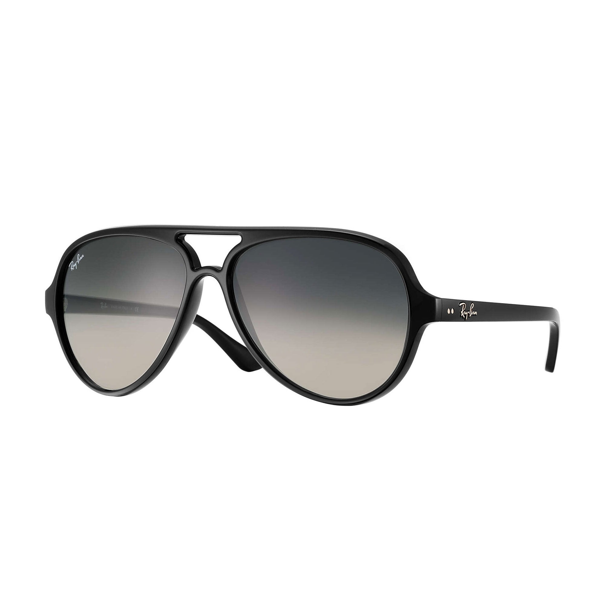 d630e64ff2 Shop Ray-Ban RB4125 Cats 5000 Classic Sunglasses 59mm - Free ...