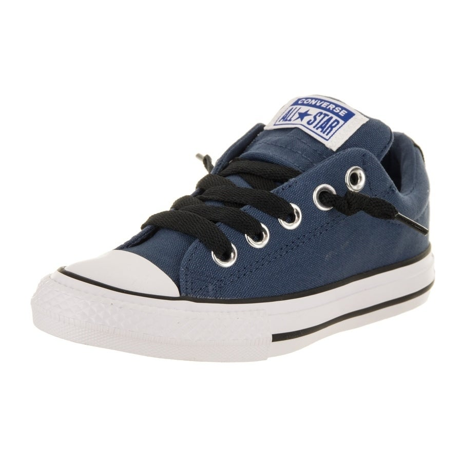 bf6171b03da Shop Converse Kids Chuck Taylor All Star Street Slip Casual Shoe ...