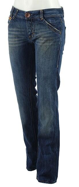 5508f8bc7b10 Miss Sixty Big Ty Medium Wash Straight Leg Jeans